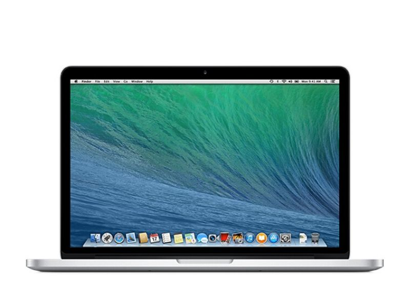 MacBook Pro 13 polegadas Retina (2.8GHz Intel Core i5 - 8GB RAM - 256GB SSD) - Silver