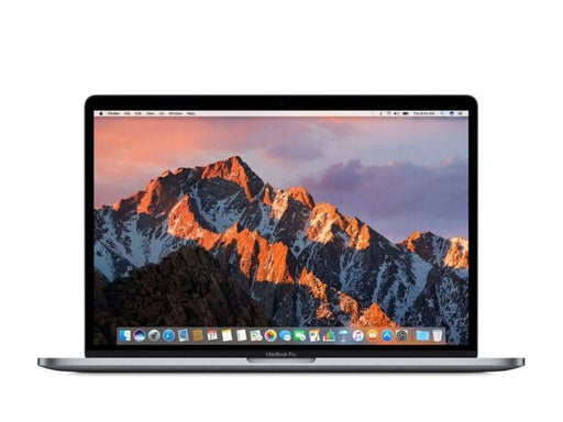 MacBook Pro 13 polegadas Retina com Touch Bar 2017 (3.1GHz Intel Core i5 - 8GB RAM - 512GB SSD) - Space Gray | QWERTY PT