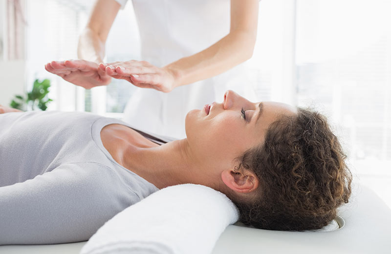 In-person Reiki session 60 min