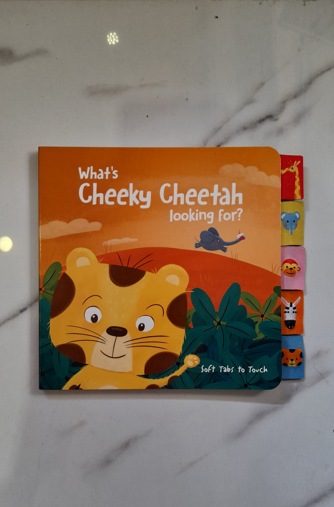 What's Cheeky Cheetah Looking For