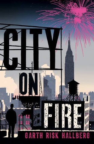 City on Fire hb