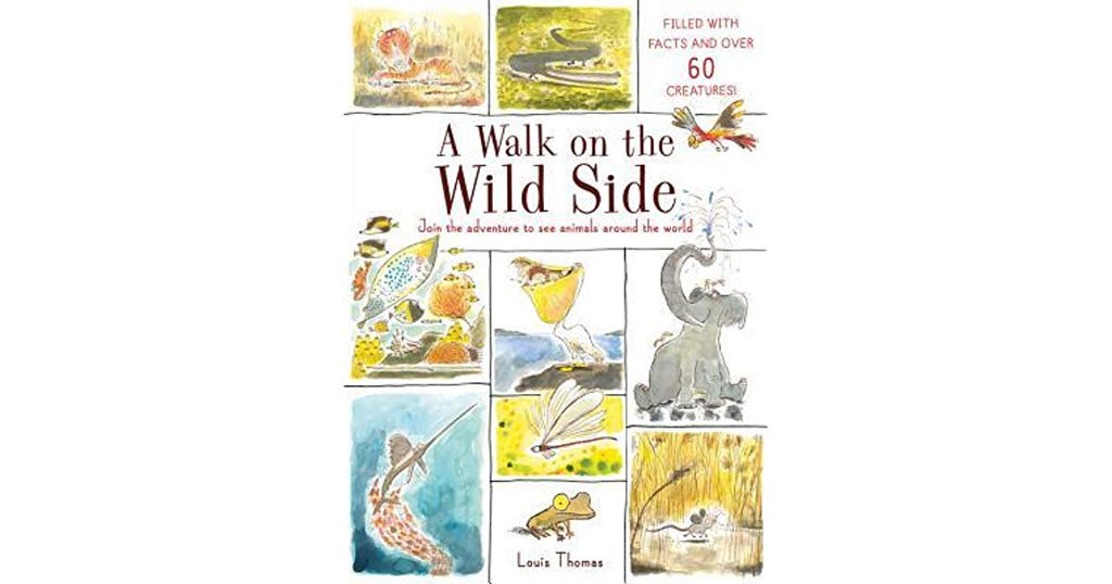 Walk on the Wild Side: An album of animal friends