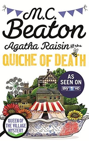 Agatha Raisiin and the Quiche of Death