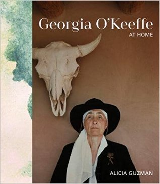 Georgia O'Keeffe at Home