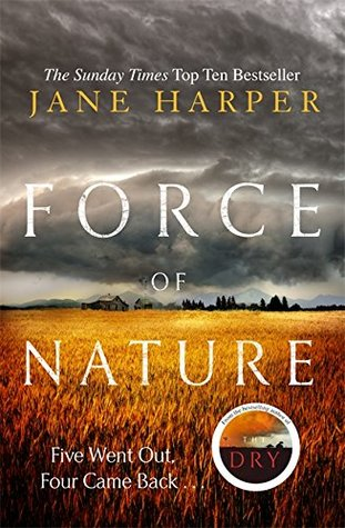Force of Nature (Hard Back)