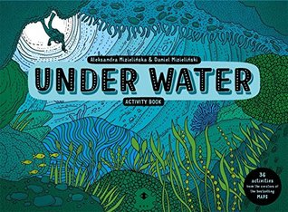 Under Water Activity Book (Activity Books)