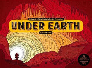 Under Earth Activity Book (Activity Books)