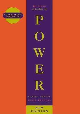 Concise 48 Laws of Power 2nd Edn