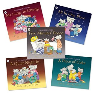 Five Minutes Peace & Other Stories (Large Family Collection) (Large Family Slipcased Set)
