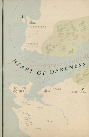 Heart of Darkness: And Youth (Vintage Voyages)