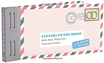 Letters to the Bride (Letters to My): Write Now. Read Later. Treasure Forever.
