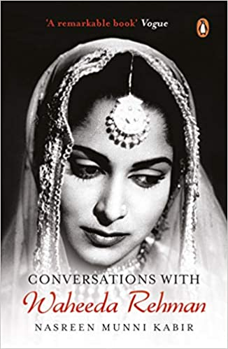 Conversations with Waheeda Rahman