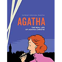 Agatha: The Real Life of Agatha Christie (SelfMadeHero Graphic Biography)