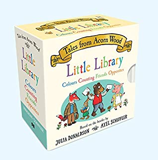 Tales From Acorn Wood Little Library: Four Book Boxset