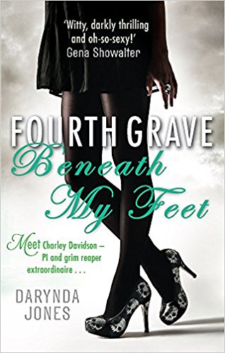 Fourth Grave Beneath My Feet (A Charley Davidson Novel)