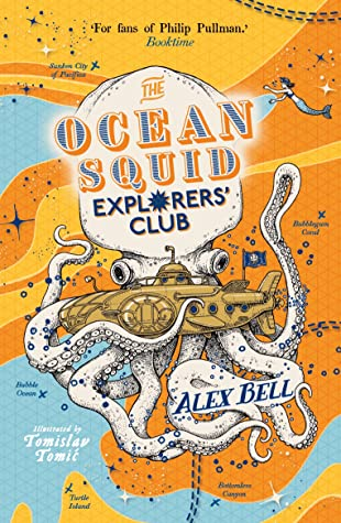 The Ocean Squid Explorers' Club