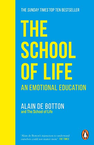 The School of Life: An Emotional Education - 'It's an amazing book' Chris Evans
