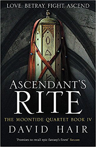 Ascendant's Rite (The Moontide Quartet Book 4)