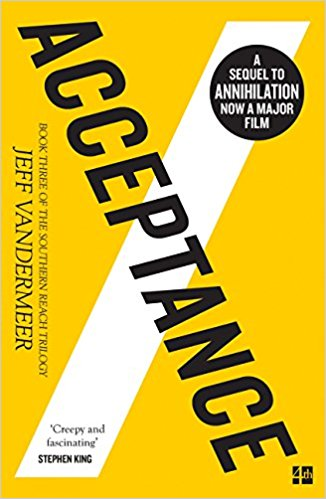 Acceptance (The Southern Reach Trilogy)
