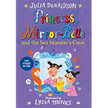 Princess Mirror-Belle and the Sea Monster's Cave