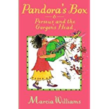 Pandora's Box and Perseus and the Gorgon's Head