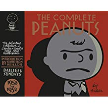 The Complete Peanuts 1950-1952: Volume 1