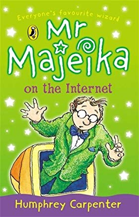 Mr Majeika On The Internet