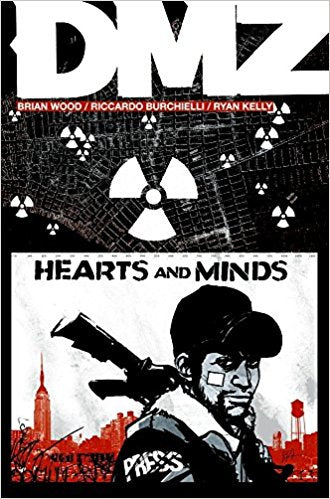 DMZ: Hearts and Minds