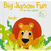 My Very First Puzzle Book: Jungle