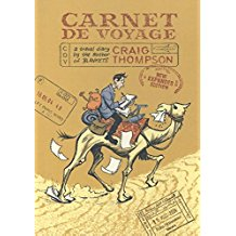 Carnet de Voyage: A Travel Diary by the author of Blankets, New edition