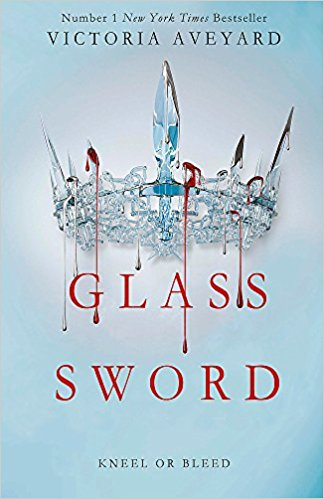 Glass Sword (The Red Queen Series)