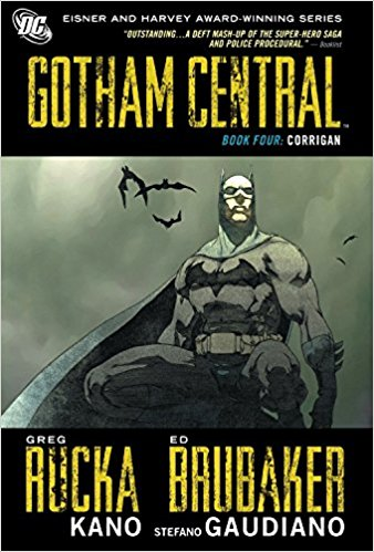 Gotham Central, Book Four: Corrigan