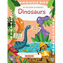 My big book of answers: Dino's (Questions and Answers)
