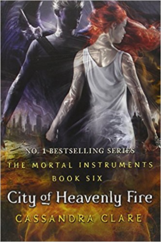 City of Heavenly Fire (The Mortal Instruments Book 6)