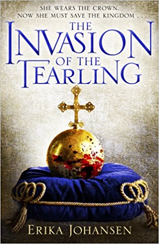 The Invasion of the Tearling (The Tearling Trilogy Book 2) (HB)
