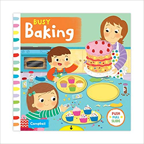 Busy Baking (Campbell Busy Books)