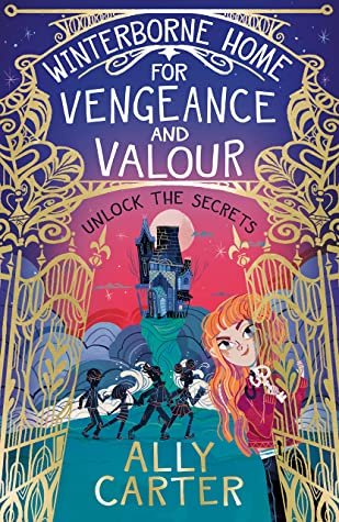 Winterborne Home for Vengeance and Valour: Book 1