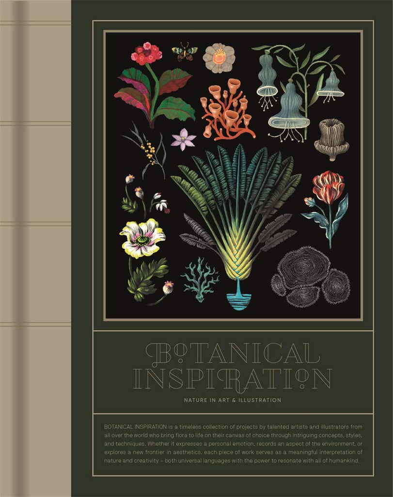 Botanical Inspiration: Nature in Art and Illustration