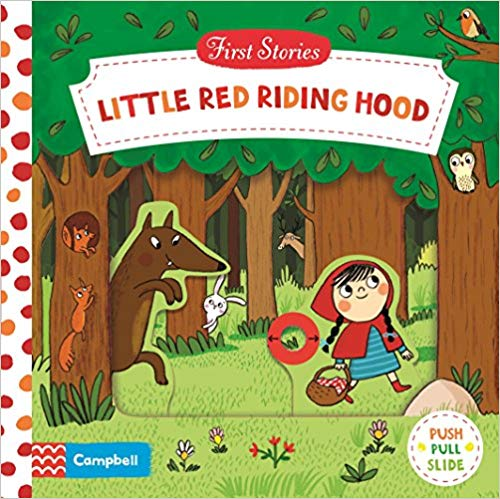 The Little Red Riding Hood (Campbell First Stories)