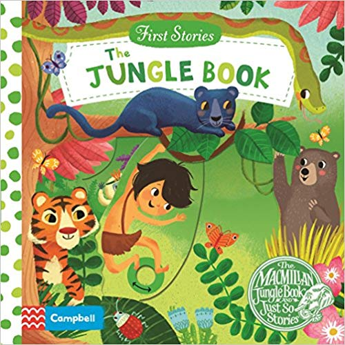The Jungle Book (Campbell First Stories)