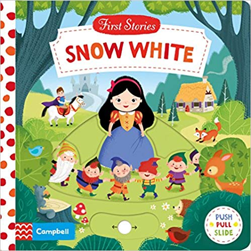 Snow White (Campbell First Stories)