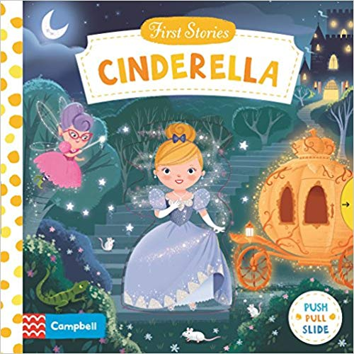Cinderella (Campbell First Stories)