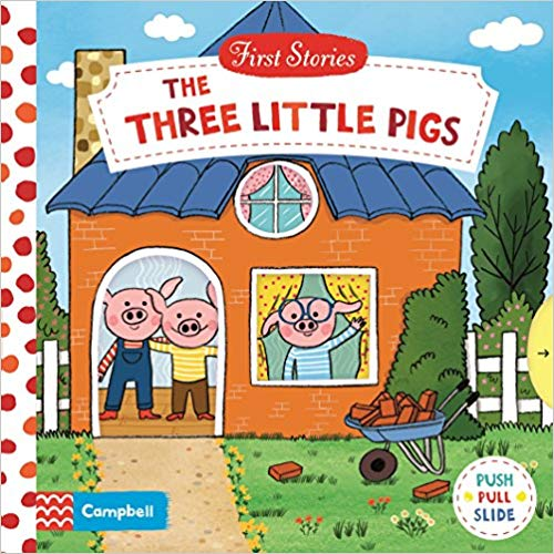 The Three Little Pigs (First Stories)