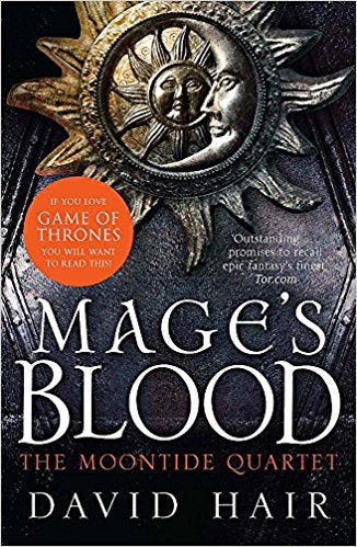Mage's Blood (The Moontide Quartet Book 1)