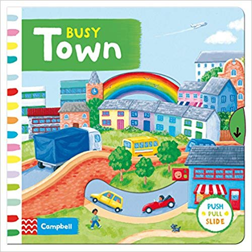 Busy Town (Campbell Busy Books)