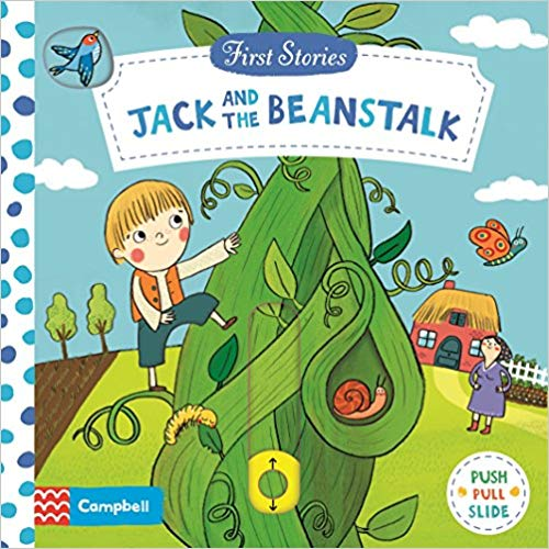 Jack and the Beanstalk (Campbell First Stories)
