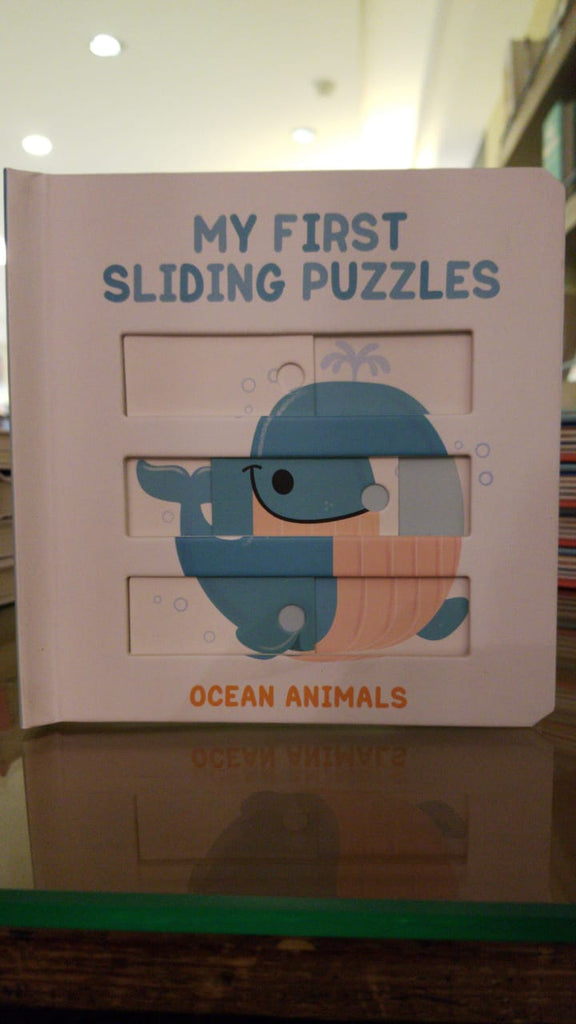 My first sliding Puzzles