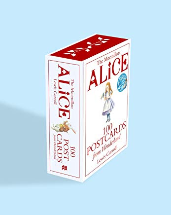 Alice: 100 Postcards from Wonderland (MacMillan Alice)