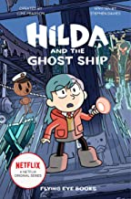 Hilda and the Ghost Ship: 5 (Netflix Original Series Tie-In Fiction)