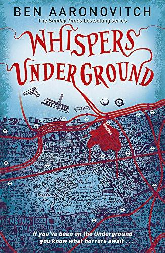 Whispers Underground (A Rivers of London Novel)